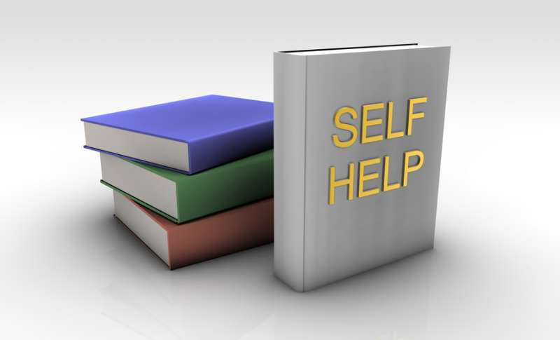 self help books
